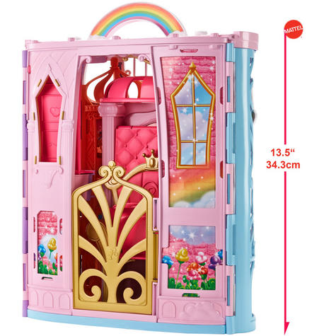 Barbie Fairy Room | Baby/Kid's Learning Activity Playset | Realistic | Giftware | +3Yrs. Thumbnail 3