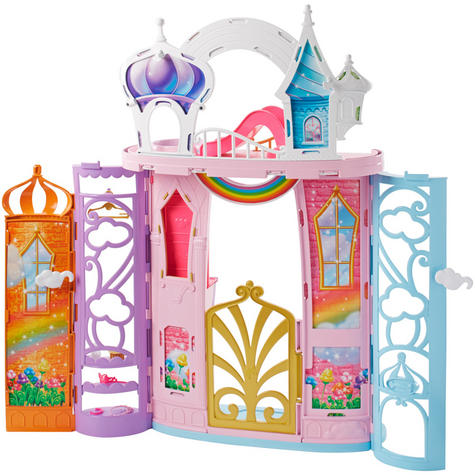 Barbie Fairy Room | Baby/Kid's Learning Activity Playset | Realistic | Giftware | +3Yrs. Thumbnail 4