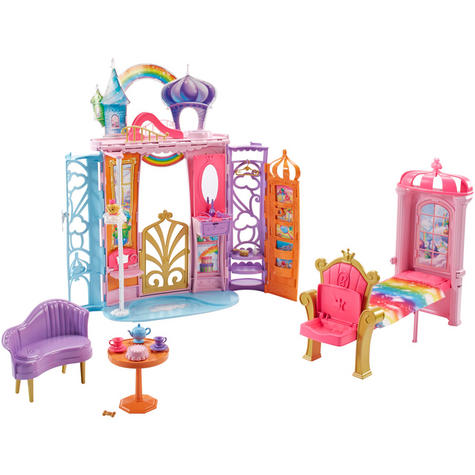 Barbie Fairy Room | Baby/Kid's Learning Activity Playset | Realistic | Giftware | +3Yrs. Thumbnail 5
