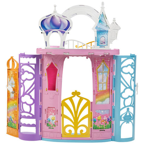 Barbie Fairy Room | Baby/Kid's Learning Activity Playset | Realistic | Giftware | +3Yrs. Thumbnail 6