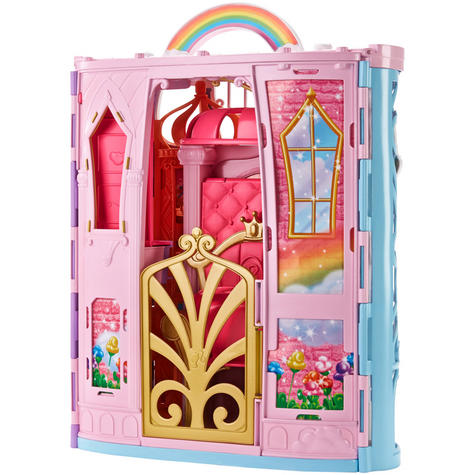 Barbie Fairy Room | Baby/Kid's Learning Activity Playset | Realistic | Giftware | +3Yrs. Thumbnail 7