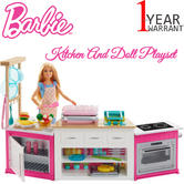 Barbie Ultimate Baking Innovation | Baby's Kitchen & Doll Toy Playset | Realistic | +3 Year