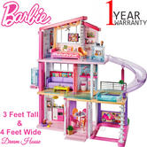 Barbie Dream House | Baby's Lagre Home Playset | Includes Furniture,Household Items | +3 Year