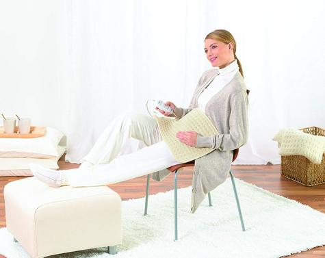 Beurer Cosy Luxury Electronic Heating Pad | 3 Illuminated Temperature Setting | 100W Thumbnail 5