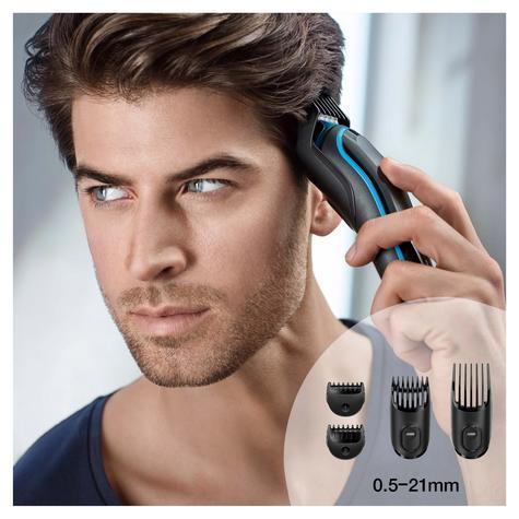 Braun Multi Groom Kit 9 in 1 | Beard/Body Trimmer & Shaver | Gillette Proglide Razor Thumbnail 1