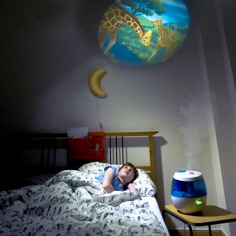 Vicks Sweet Dreams Cool Mist Humidifier with Image Projector 2 in 1   Safe & Quiet Thumbnail 4
