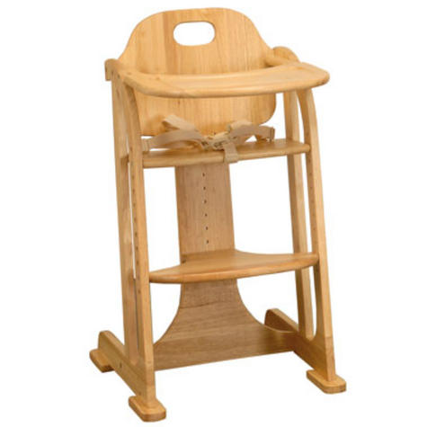 East Coast Multi Height Highchair | Kids Chair With Adjustable Seat & Footrest | New Thumbnail 2