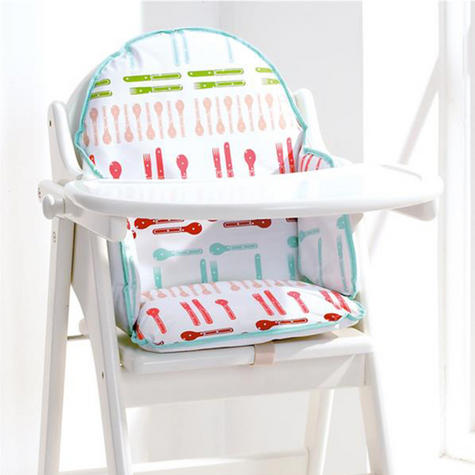 East Coast Nursery Dinner/MealTime Highchair Insert | Padded Cushion With Comfort Thumbnail 2
