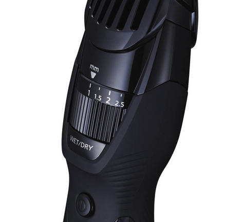 Panasonic ERGB42K Men's Hair-Beard-Moustache Trimmer | Rechargeable | Cordless | Black Thumbnail 3