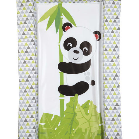 Fisher-Price Baby's Nappy Changing Mat -Panda Hugs | Comfort+Easy To Wipe | +0 Month Thumbnail 5
