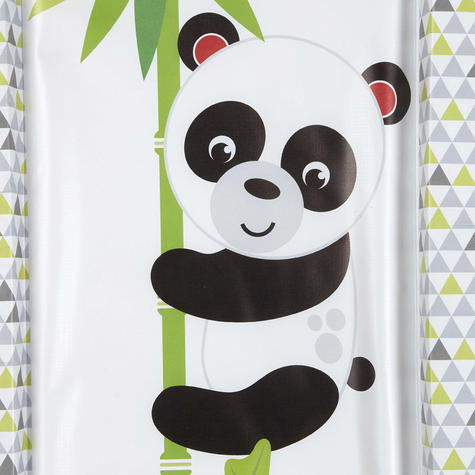 Fisher-Price Baby's Nappy Changing Mat -Panda Hugs | Comfort+Easy To Wipe | +0 Month Thumbnail 6