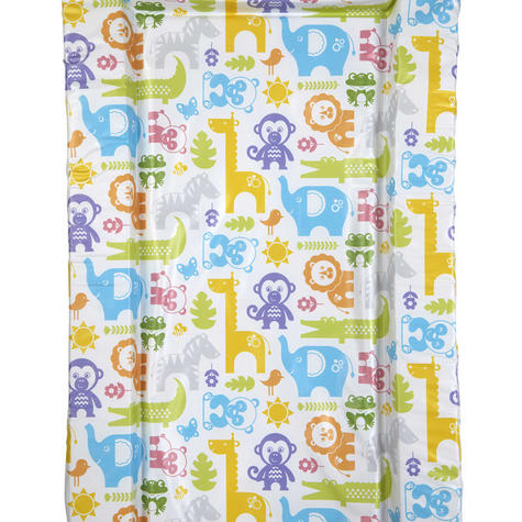 Fisher-Price Baby's Nappy Changing Mat - Jungle Puzzles | Comfort+Easy To Wipe | 0m+ Thumbnail 5