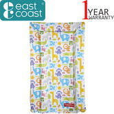 Fisher-Price Baby's Nappy Changing Mat - Jungle Puzzles | Comfort+Easy To Wipe | 0m+