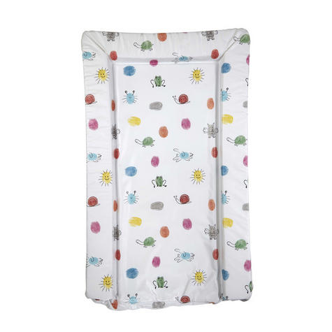 East Coast Baby's Nappy Changing Mat - Animal Antics | Comfort+Easy To Wipe | 0m+ Thumbnail 2