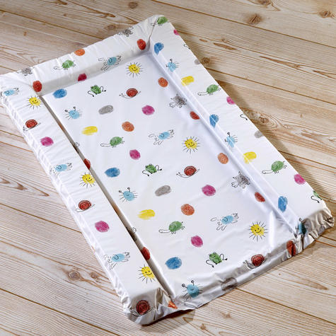 East Coast Baby's Nappy Changing Mat - Animal Antics | Comfort+Easy To Wipe | 0m+ Thumbnail 4