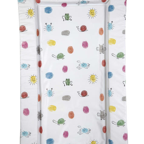 East Coast Baby's Nappy Changing Mat - Animal Antics | Comfort+Easy To Wipe | 0m+ Thumbnail 5