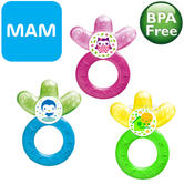 MAM Cooler Teether | Provides Cool Relief For The Molars | Easy To Hold | +4 Months