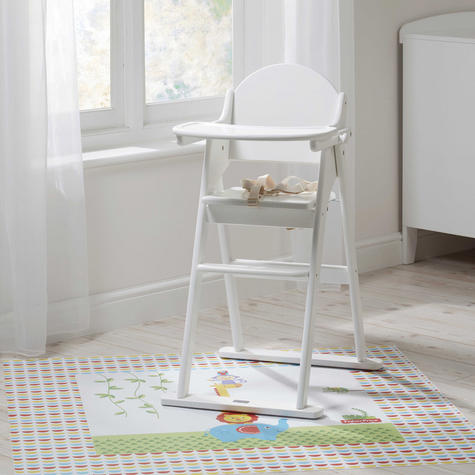 Fisher-Price Splash Mat - Reach the Sky | WaterProof+Comfortable+Easy To Wipe | 0m+ Thumbnail 5