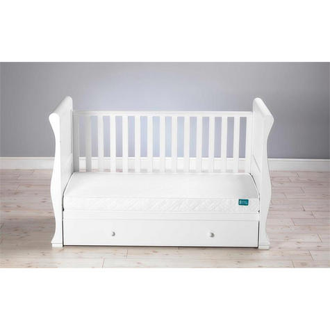 East Coast Baby/Kids Cot Bed Spring Matress (140 cm x 70 cm) | Soft & Comfortable Thumbnail 4