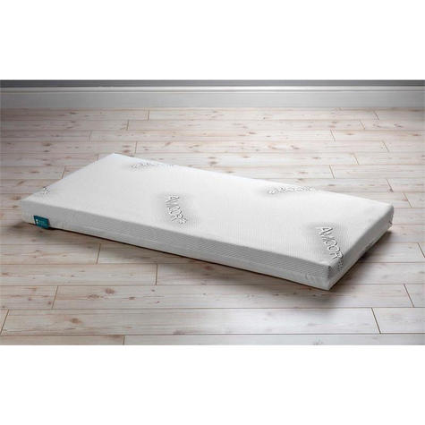 East Coast Nursery Cleaner Sleep Micro Pocket Spring Cotbed Mattress | Soft & Safe Thumbnail 3