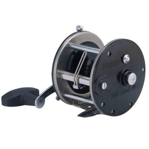 Penn Level Wind 209LC Line Counter Sea Fishing Trolling Reel | 360yds | Size-17lb |  Thumbnail 2