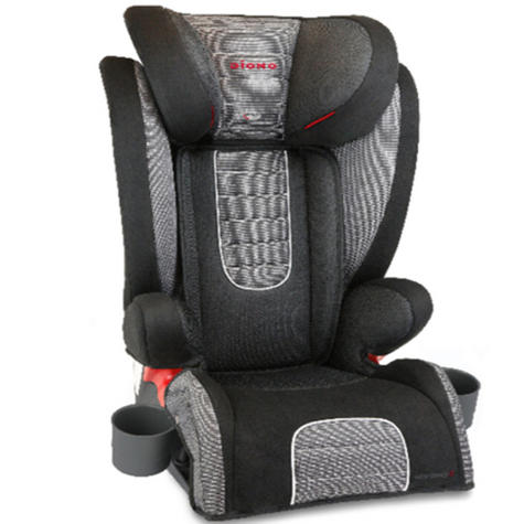 Diono Monterey 2 Group 2/3 Highback Booster Car Seat?Max Weight 15 To 36Kg | Shadow Thumbnail 2