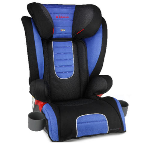 Diono Monterey 2 Group 2/3 Highback Booster Car Seat?Max Weight 15 To 36Kg | Blue Thumbnail 2