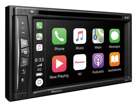 "Pioneer 6.2"" 2-Din Car GPS Navigation+Multimedia Player   WIFI/DVD/CD/MP3/USB/HDMI Thumbnail 3"