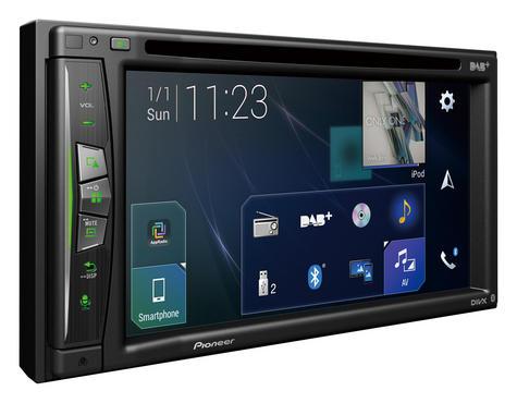 "Pioneer 6.2"" 2-Din Car GPS Navigation+Multimedia Player   WIFI/DVD/CD/MP3/USB/HDMI Thumbnail 4"