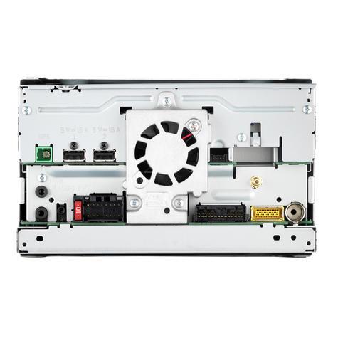 "Pioneer 6.2"" 2-Din Car GPS Navigation+Multimedia Player   WIFI/DVD/CD/MP3/USB/HDMI Thumbnail 6"