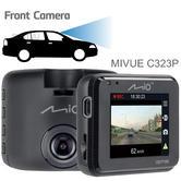 Mio Mivue C323P 2'' Car Dash Camera | 1080p Full HD Video Recording | 130° | G-Sensor