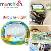 Munchkin Brica Baby In-sight Magical Auto FireFly | With Music+Light | Auto Shut-Off