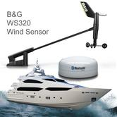 B&G WS320 Wireless Wind Sensor with Wireless BT Interface|For Cruising & Club Racing