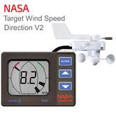 NASA Marine Target 2 Target Wind Speed & Direction V2 | with Masthead & 20m Cable