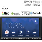 Sony Car Stereo | DAB+ Radio | 2-Din Media Player | Bluetooth | USB | Android Auto | iPhone