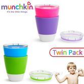 Munchkin Splash Baby Feeding Cups/Mugs 7oz/237ml | BPA-Free | 2Pk | 18+ Months