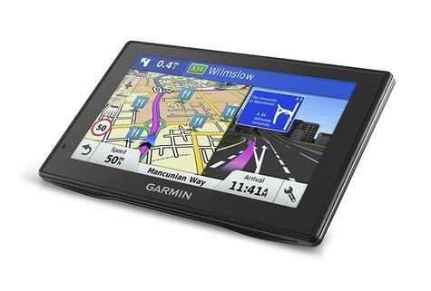 Garmin DriveAssist 50LMT-D | 5'' GPS SatNav + Dash Cam | UK & Ireland Lifetime Maps + Traffic Thumbnail 4