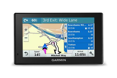 Garmin DriveAssist 50LMT-D | 5'' GPS SatNav + Dash Cam | UK & Ireland Lifetime Maps + Traffic Thumbnail 6