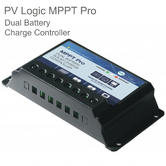 Solar Technology MPPT Pro 15A Dual Battery Solar Charge Controller - 12/24v | STCC15M