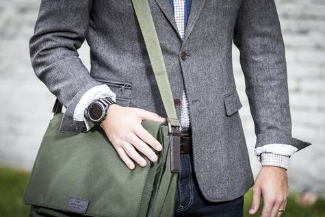 Garmin Fenix 3 Sapphire GPS Outdoor MultiSports Metal Strap ABC Smart Watch Thumbnail 8