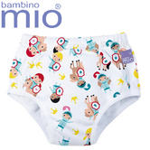 Bambino Mio Potty Training Pants Knight's Kingdom | Wetless Feel | 80% Cotton | 18-24m