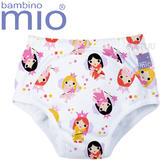 Bambino Mio Potty Training Pants Fairy | Wetless Feel | 80% Cotton | Washable | 2-3yrs