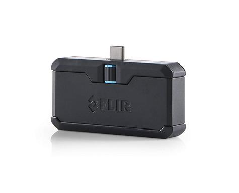 Flir ONE PRO Android USB-C Thermal Imaging Camera | USB-C Connector | For Smartphones Thumbnail 4