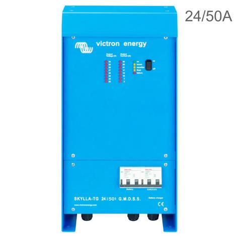 Victron Energy Skylla-TG Charger 24V/50A GMDSS | 90 - 265V AC | IP 21 | SDTG2400504 Thumbnail 1