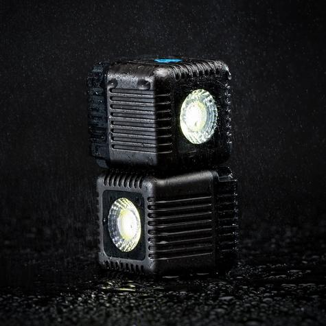 Lume Cube LC-22B Dual Cube Pack Mini Portable LED Action Light | Bluetooth Controlled | Black Thumbnail 6