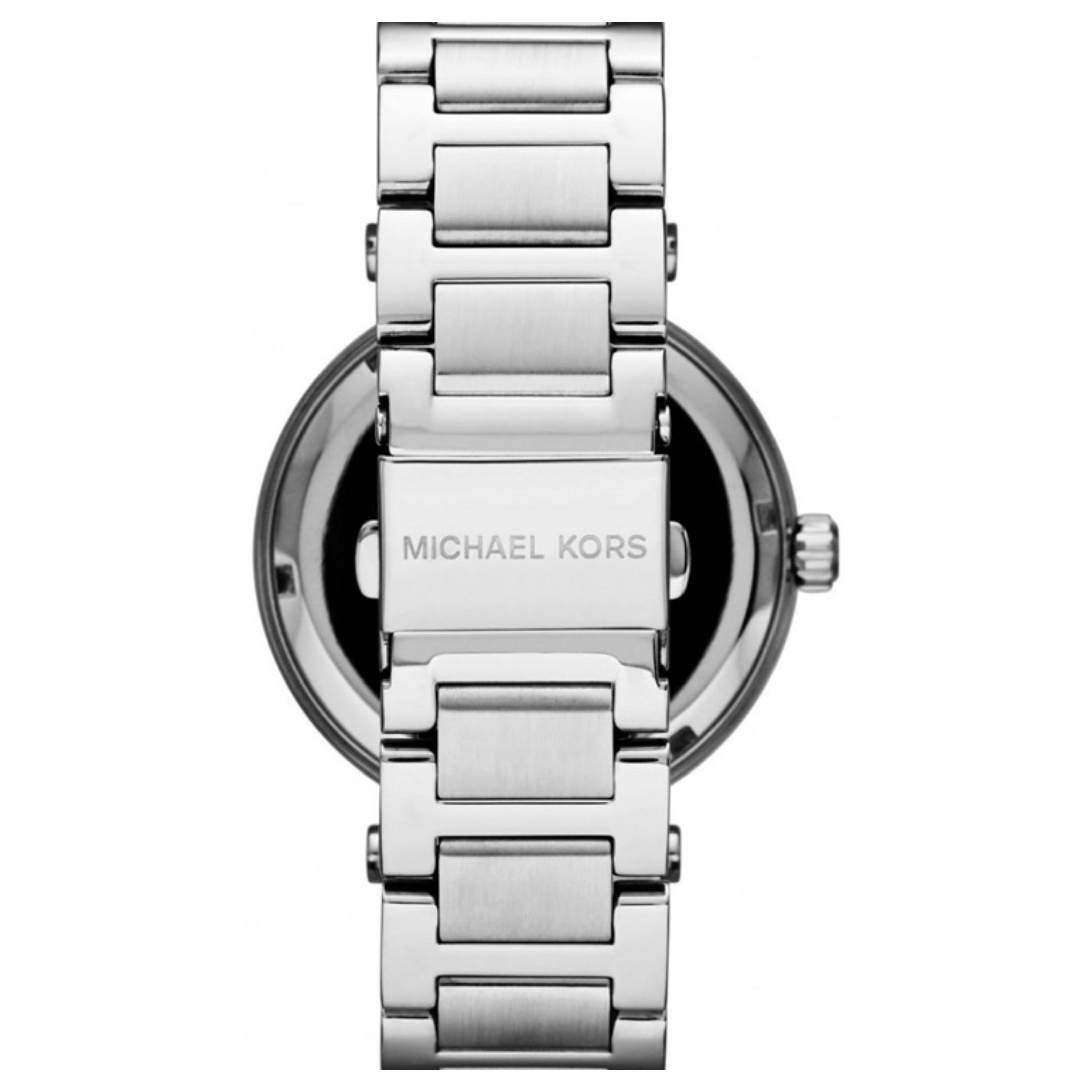 e84613dee8c9 Michael Kors Skylar Chronograph Stainless Steel Ladies Watch ...