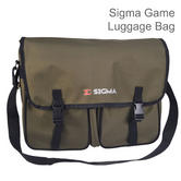 Shakespeare Sigma Game Fishing Luggage Bag/ Trout Bag | Waterproof | 1315275 | Green