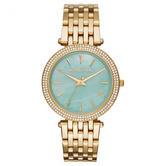 Michael Kors Darci Gold Stainless Steel Ladies Watch | Mother of Pearl Dial | MK3498