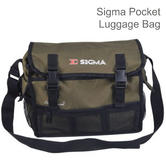Shakespeare Sigma Pocket Fishing Luggage Bag/ Trout Bag | Waterproof | 1315273 | Green