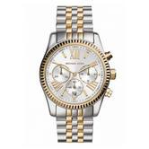 Michael Kors Lexington Women's Watch|Mother of Pearl Dial|Chronograph|MK5955|
